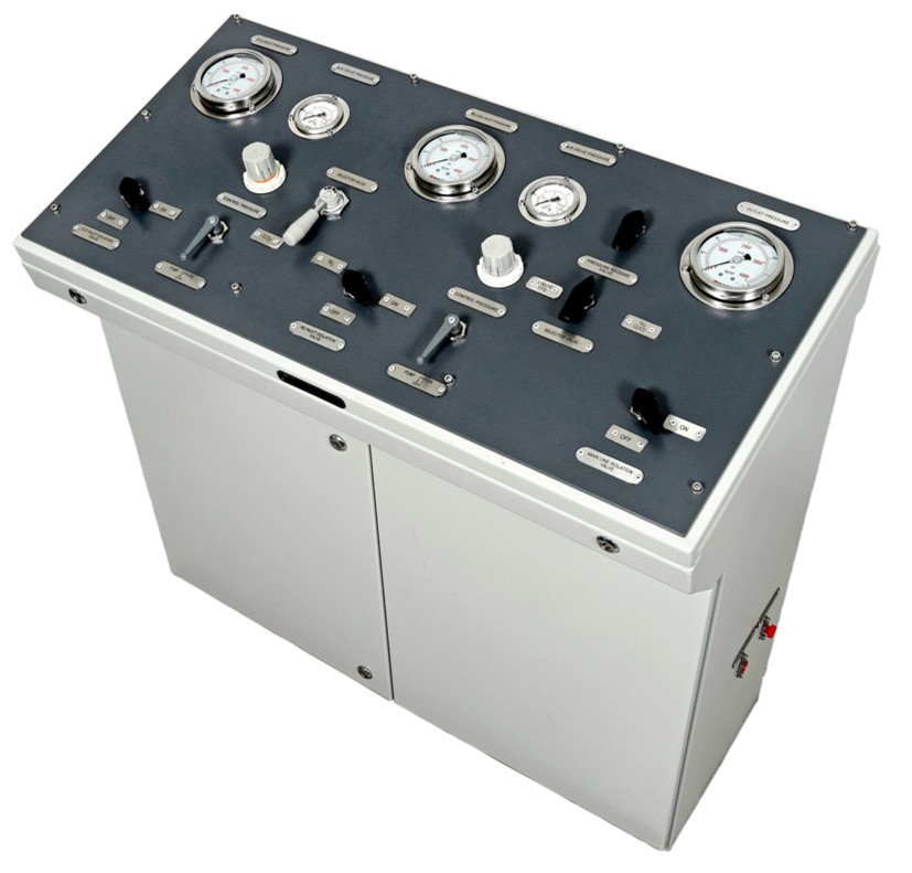 Multistage Refilling Station | Techon Electro Control